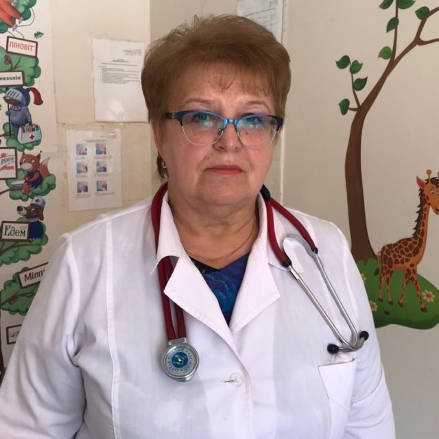 Демкова Валентина Дем'янівна