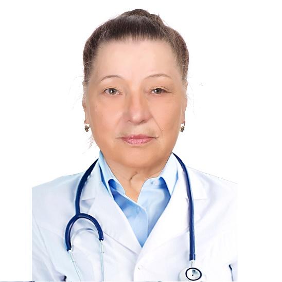 Черкаська Ганна Миколаївна