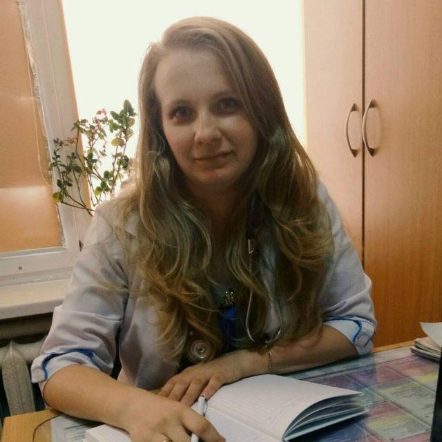 Парахоня Оксана Володимирівна